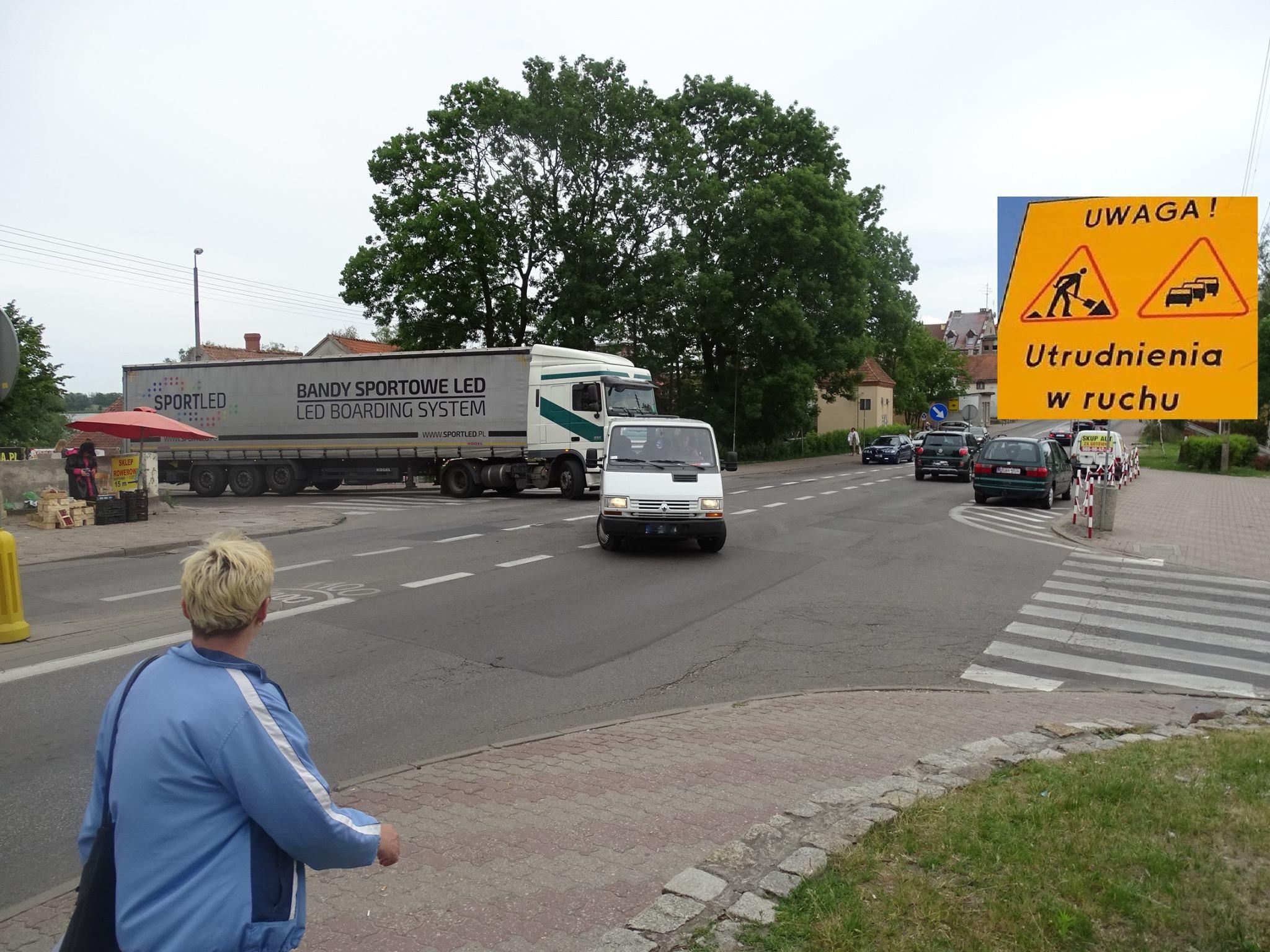 najlepsza wartość niska cena 50% ceny Sztum: Za parę dni rusza przebudowa skrzyżowania ulic ...