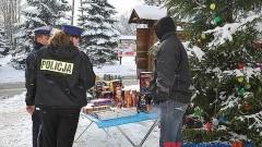 POLICJA APELUJE O UWAGĘ PRZY WYBORZE PETARD I FAJERWERKÓW NA SYLWESTROWĄ NOC - 27.12.2014