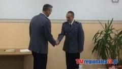 MŁ.INSP. JANUSZ SKOSOLAS NOWYM ZASTĘPCĄ KOMENDANTA POWIATOWEGO POLICJI W SZTUMIE – 14.04.2015