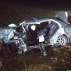 Poliksy: 6 osób poszkodowanych w wypadku. Zderzenie samochodów osobowych. Aktualizacja.