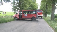 Bus z dziećmi uderzył w drzewo. 5 osób w szpitalu. Weekendowy raport sztumskich służb mundurowych – 06.06.2016