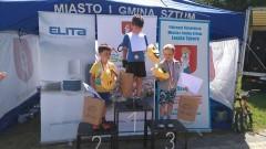 Sztum: Dzieci rywalizowały w zawodach rowerowych MTB. Sportowe emocje, ostry doping i rodzinna atmosfera – 5.06.2016
