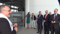 Koniecwałd: Strefa Ekonomiczna z pierwszą firmą. Dwa nowe zakłady LS Tech-Homes – 10.06.2016