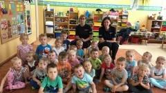 Sztumskie przedszkolaki już wiedzą jak spędzić bezpiecznie wakacje. Spotkanie policjantek z dziećmi – 20.06.2016