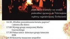 Powitanie Lata 2016. Dzierzgońska Noc Kupały - 24.06.2016