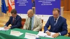 W Urzędzie Marszałkowskim podpisano umowę na termomodernizację - 28.06.2016