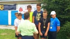 Wśród malborskich kajakarzy najlepiej spisali się młodzicy. Otwarte Mistrzostwa Województwa Pomorskiego w kajakarstwie klasycznym na przystani kajakowej Malborskiego Klubu Sportowego Nogat - 02.07.2016