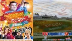 """Końcówka biletów na festiwal """"Żuławy w Rytmie Disco"""". Kup bilet w Nowym Stawie przed koncertem - 20.08.2016"""
