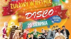 """Akcent, After Party, Camasutra, Lecimy, Gesek, Shantel, Magda Niewińska. Zapraszamy na Festiwal Disco Polo """"ŻUŁAWY W RYTMIE DISCO"""" do Nowego Stawu - 20.08.2016"""
