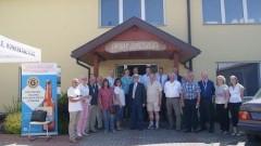 Powiat sztumski gościł zaprzyjaźnioną delegację z Niemiec – 1.07.2016