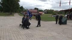 Bogu na chwałę, ludziom na pożytek... OSP Biała Góra otrzymała sztandar – 16.07.2016