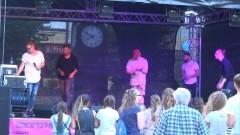 Beatboxowy koncert a cappella grupy Goose Bumps na pl. Wolności w Sztumie – 29.07.2016