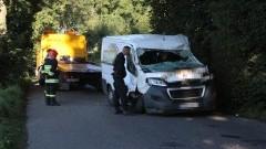 19-latek sprawcą wypadku na trasie Zalewo – Przezmark – 02.08.2016