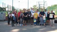Dzierzgoń. Turniej sitówki plażowej w rytmach olimpijskiej samby – 07.08.2016