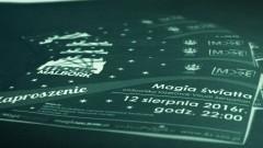 """Magic Malbork: Znamy osoby, które otrzymają darmowe wejściówki na """"Magię Światła"""" - 11.08.2016"""