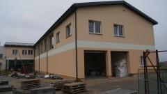 Budowa sali sportowej w Specjalnym Ośrodku Szkolno-Wychowawczym w Kołozębiu – 16.08.2016