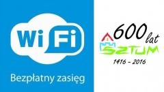Bezpłatny internet (darmowy hotspot) wokół sztumskiego ratusza! - 01.09.2016