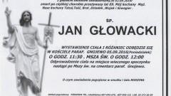 Zmarł Jan Głowacki. Żył 69 lat.