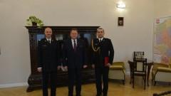 Tomasz Komoszyński nowym Komendantem Wojewódzkim Państwowej Straży Pożarnej w Gdańsku – 05.09.2016
