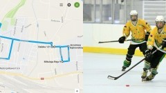 NightSkating Pomorze ulicami Malborka! Turniej hokeja In Line na rolkowisku miejskim OSiR - 10-11.09.2016