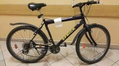 Elbląg: Znaleziono porzucony rower. Policja szuka właściciela – 09.08.2016