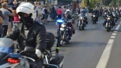 Policjanci ze sztumskiej komendy zabezpieczali 600-lecie Sztumu – 09.09.2016