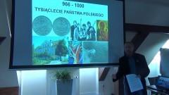 """Obchody 1050-lecia Chrztu Polski w Dzierzgoniu. Ciekawe wykłady i wystawa """"Kronikarze piszą...Chrzest Polski"""" – 25.09.2016"""