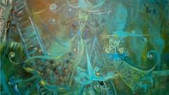 """""""Nadzieja, miłość"""" czyli wystawa malarstwa Iwony Czeszejko – Sochackiej w SCK – 07.10.2016"""