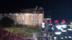 Nocą płonął budynek mieszkalny w Michorowie. Ewakuowano 11 osób. Pogorzelcy potrzebują wsparcia! - 17.10.201