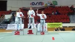 """Hubert Philipp - """"Złoty chłopak"""" Mistrzostwa Polski Juniorów Karate Kyokushin Olsztyn 22.10.2016"""