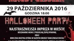 BISTRO NA FALI (dawniej Karczma Zamczysko) zaprasza na Halloween Party - 29.10.2016