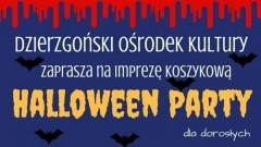 """Nadchodzi """"Haloween Party w Dzierzgoniu! Impreza dla dorosłych - 29.10.2016"""