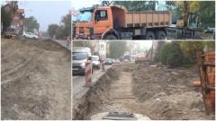 Przebudowa skrzyżowania w Sztumie mozolnie posuwa się naprzód. Drugi pas w przyszłym roku – 28.10.2016
