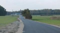 Wyremontowano 12,2 km dróg. Koniec drugiego etapu prac obejmującego drogi powiatu sztumskiego – 31.10.2016