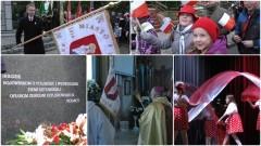 Sztum: Przekazanie sztandaru miasta podczas Dnia Niepodległości – 11.11.2016