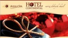 Pakiet Rodzinne Święta. Boże Narodzenie 2016 w Hotelu Continental w Krynicy Morskiej