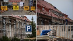 SZTUM: Remont drugiego największego budynku szpitala na ukończeniu – 01.12.2016