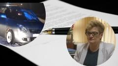Burmistrz Dzierzgonia Elżbieta Domańska wydała oświadczenie w sprawie wypadku w Pietrzwałdzie – 11.01.2017