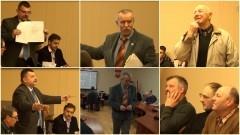 Sztum. Spotkanie Antoniego Fili z mieszkańcami. Burzliwa dyskusja, pytania i nierozwiązane spory – 02.02.2017