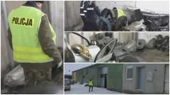 Powiat Malborski: Zlikwidowano dziuplę samochodową. Policja znalazła dwa samochody i kilkaset części. Zatrzymano 29- latka – 09.02.2017