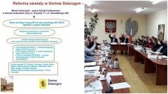 Radni zdecydowali o nowej sieci szkół. XXVI sesja Rady Miejskiej w Dzierzgoniu – 21.02.2017