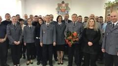 Naczelnik Wydziału Kryminalnego sztumskiej policji przeszedł na emeryturę – 27.02.2017