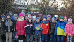 """Dzieci zbudowały piękne karmniki. Konkurs przedszkolny """"Ptaki w mojej okolicy"""" - 01.03.2017"""