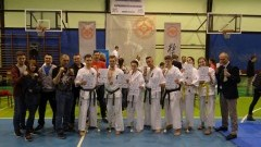 Pierwszy raz w historii zawodnicy Malborskiego Klubu Kyokushin Karate zajęli I miejsce. Mistrzostwa Makroregionu Zachodniego oraz Międzywojewódzkie i Mistrzostwa Młodzików w Gdańsku - 04.03.2017