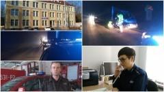 Śmiertelne potrącenie i dachowanie auta. Raport weekendowy sztumskich służb mundurwych – 13.03.2017