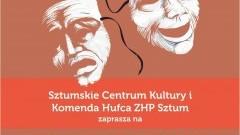 """Sztumskie Centrum Kultury i Komenda Hufca ZHP Sztum zapraszają na Konkurs Recytatorski o """"Złote Usta"""" - 25-26.03.2017"""