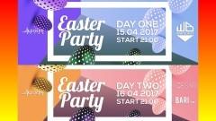 Easter Party Day One and Day Two - Dołek Club zaprasza 15-16.04.2017