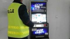 Sztum: Nielegalne gry hazardowe. Zabezpieczono cztery automaty do gier – 21.04.2017