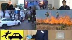 Zatrzymanie z amfetaminą i pijany kierowca. Plaga podpaleń traw. Weekendowy raport sztumskich służb mundurowych – 25.04.2017