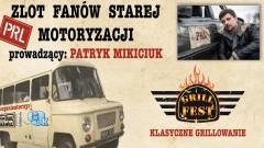 Majowy zlot old-timerów oraz Grill Fest Klasyczne Grillowanie w Stegnie. Zapraszamy – 20.05.2017